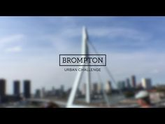Brompton Urban Challenge Rotterdam 2015