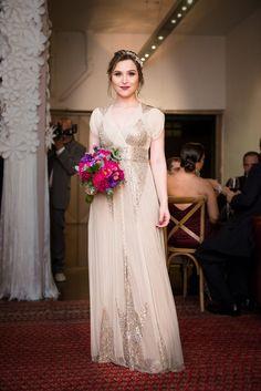 Inspiração para o meu vestido de casamento