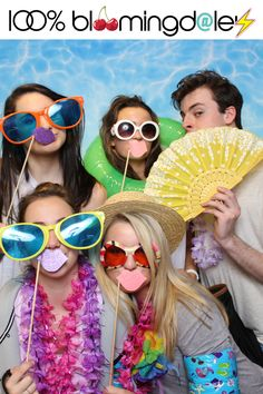 beach, fun, summer, spring, pool, over-sized glasses, colorful, sunglasses, Photo Booth props