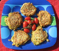Kabak Mücveri (Turkish Zucchini Fritters)