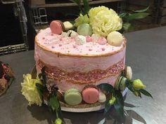 Citromos málna mousse torta Mousse, Baking, Cake, Food, Bakken, Kuchen, Essen, Meals, Backen