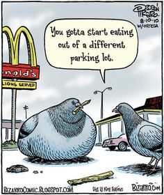 Dieting Humor - Best Funny Jokes and Hilarious Pics Cartoon Jokes, Funny Cartoons, Food Cartoon, Funny Posters, Cartoon Images, Beste Comics, Funny Quotes, Funny Memes, Funny Gifs