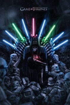Game of Lightsabers