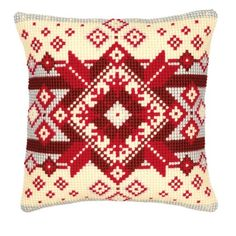 Nordic Star Chunky Cross Stitch kit by Vervaco - £24.99