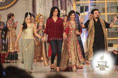 Pantene Bridal Couture Week 2013 Lahore Day 3 Pictures
