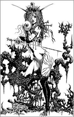 fantasy comic art - Google Search