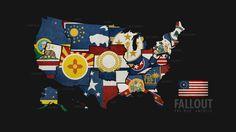 Fallout Pre War America wallpaper