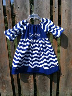 New Boutique UK or Kentucky Wildcats girls by PersonalizedforyouKY