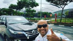 Hellloo folks.. Happy Holidays and the adventure continues as we do a short Singapore Tour with the Toyota Fortuner  the best part is our video is goin to be in 360 so you can enjoy the whole virtual experience. The video will be out very soon on our Youtube Channel (Revv Motoring). A first in Singapore's motoring media.  #sgcarshoots #sgexotics #speed#sgcaraddicts #singapore #sgcars #sportscars #revvmotoring #nurburgring #instacar #carinstagram #hypercars #monsterenergy #excitement #epic…