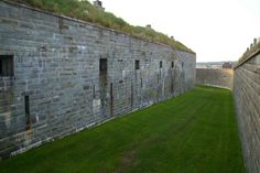 The Citadel at Halifax, Nova Scotia (Canada)