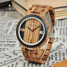 51 Best Mens wood watches images | Wood watch, Wooden clock