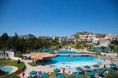 Cyprotel Faliraki Faliraki Featuring 3 swimming pools, 2 children pools and water park facilities, Cyprotel Faliraki is only a 15-minute walk from the centre of Faliraki. Boasting a 12.000 m²-garden, this hotel includes several sport facilities, a restaurant and mini market.