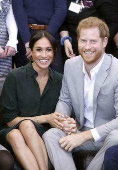 10 vezes em que o príncipe Harry e Meghan Markle falaram publicamente sobre querer filhos