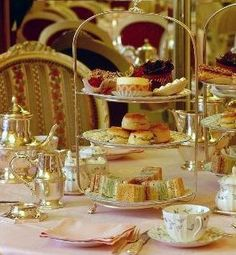 Art and Etiquette of English Afternoon Tea Host a high tea...