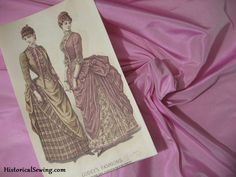 Historical Dressmaking 19th C Costuming | Sewing Instructions | Sewing Pattern Help | Period Clothing — 19th Century Costuming for Those Who Dream of the Past