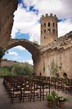 Wedding arrangement in Orvieto, Province of Terni , Umbria region