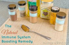 Natural Immune System Boosting Remedy-2
