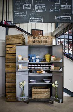 "food display | cafe | ""market lane coffee"" | melbourne."