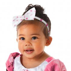 Minnie Mouse Headband for Baby