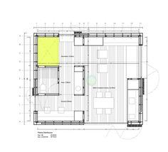 House Prototype,Floor Plan