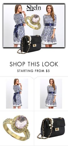 """""""SheInSide-IV/1"""" by dzemila-c ❤ liked on Polyvore featuring Sheinside and shein"""