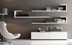 minimalist wall to wall units - Google Search