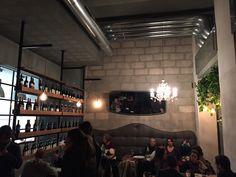 Sala interna | MAVI | Lungotevere di Pietrapapa 201 | Roma | Progettazione locali pubblici | design by Studio GAD | www.studiogad.it |  #arredamento #ristrutturazione #ristoranti #locali #pubblici #Roma #studiogad #localiroma #localipubblici #mavi #osteriamavi