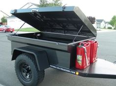 Off Road / Overland / Expedition Trailer / Camping Trailer - Page 2 - Pirate4x4.Com : 4x4 and Off-Road Forum
