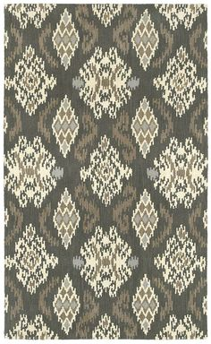 """Area Rug in style """"Ikat Medallion"""" - by Shaw Floors"""