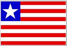 Drapeau du Libéria (#Flag of #Liberia)