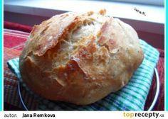 Levný chléb od Ládi Hrušky recept - TopRecepty.cz