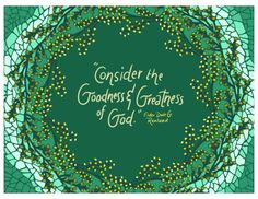 """Up on our website is our newest 2020 Relief Society Lesson Help. The General Conference talk is by Elder Dale G. Renlund and is called """"Consider the Goodness and Greatness of God.""""  -LatterdayVillage Relief Society Lesson Helps, Relief Society Lessons, Conference Talks, General Conference Quotes, Willis Family, Quotes About Strength, Lds, Believe In You, Neon Signs"""