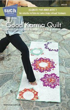 Yoga quilt
