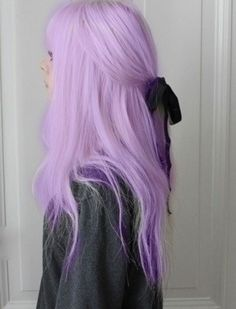 Pastel Purple Hair how-tos