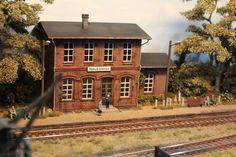 H0 Anlage Alt Warnow - Franz Rittig | Modellbahn
