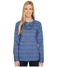 MOUNTAIN HARDWEAR Acadia Stretch Long Sleeve Popover. #mountainhardwear #cloth # Mountain Hardwear, Stretches, Long Sleeve, Clothes, Collection, Shopping, Tops, Women, Style
