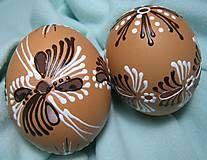 Dekorácie - Perforované kraslice - 5156196_ Eastern Eggs, Egg Shell Art, Egg Shells, Christmas Bulbs, Holiday Decor, Pointillism, Crafting, Christmas Light Bulbs
