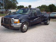 $6,495.00 - 2001 Ford F-350 XLT Dually 7.3L Powerstroke diesel!!!!