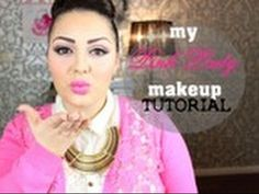 pink lady makeup tutorial - YouTube