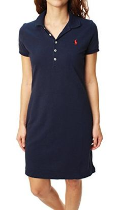 Ralph Lauren Women\u0026#39;s Sport Pony Logo Polo T-Shirt Polo Ralph Lauren Sport Women\u0026#39;s Cotton Mesh Dress Look sporty and stylish in this cotton mesh dress from ...