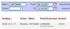 I WORK FROM HOME less than 10 minutes and I manage to cover my LOW SALARY INCOME. If you are a PASSIVE INCOME SEEKER, then AdClickXpress (Ad Click Xpress) is the best ONLINE OPPORTUNITY for you. #acx #adclickexpress #workfromhome