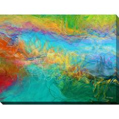 Artist: Mark Lawrence Product Type: Oversized Gallery Wrapped Canvas