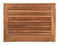30 L x 23 L x H Teak Mat With Wide Frame-Complete your home design with an easy fix by purchasing a quality product from My Teak Shower Bench. The Teak Mat with Wide Frame from My Teak Shower Bench is a great way to accent any surrounding an Teak Shower Mat, Bath Or Shower, Shower Mats, Bath Mats, Zen Bathroom, Bathroom Ideas, How To Waterproof Wood, Stainless Steel Screws, X 23