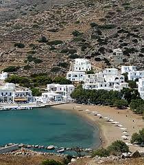 Sikinos island ,Cyclades- Greece