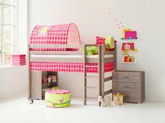 Stapelbed, verkrijgbaar bij Top Interieur in Izegem | Kinderkamers ...