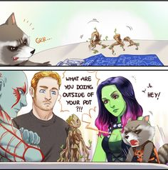 What Could Happen to Groot After the Guardians of the Galaxy Movie