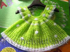 Baby Girl Dress 0 - 3 years