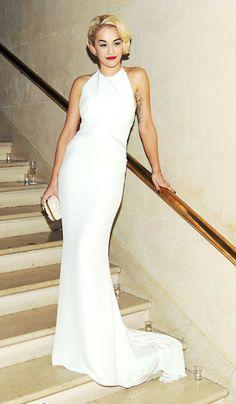 Rita Ora in Pucci at Bergdorf Goodman 11th Anniversary in New York