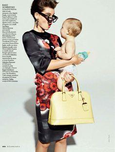 f9ac2c3a1855 giedre dukauskaite by mark pillai for elle italia april 2013 | visual  optimism; fashion editorials