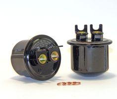 Premium WIX Fuel Filter 92-93 Acura Integra RS LS GS SE, GS-R B18A1 B17A1 33555 #Wix #Integra #RacingWorks #B17A1